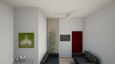 ROOM DIV1 - Living room - by Luizabm