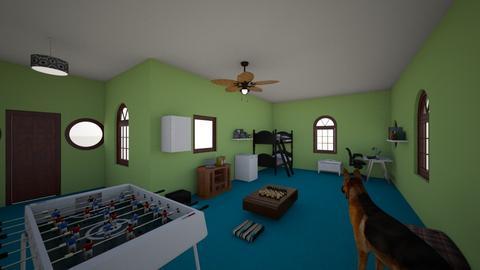 bedroom - Bedroom - by jjohn34