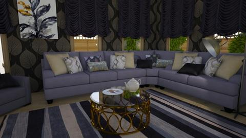 Autumn Living - Modern - Living room - by XiraFizade