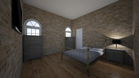 xoxo - Bedroom - by hannahbrookes18