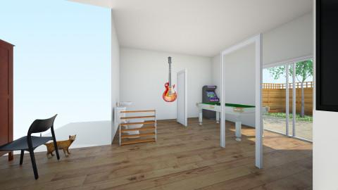 cool crib - Retro - Bedroom - by Andrew Fox