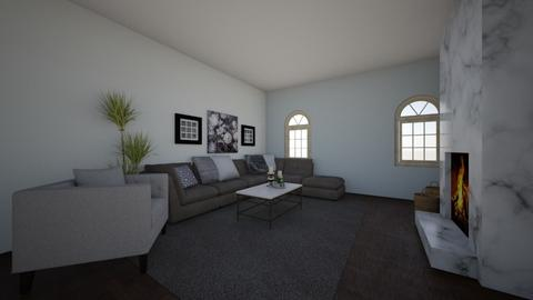 Home Inspiration - Country - Living room - by kaseyice