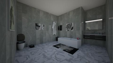 Bathroom - by lil Lew