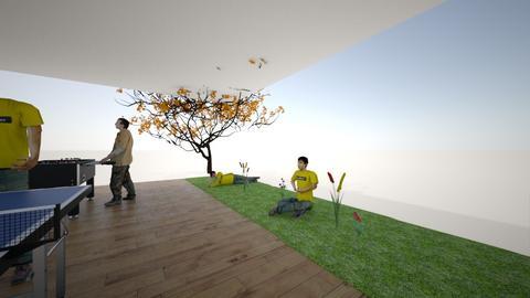 abdi en usman speelplaats - Garden - by souljaboy