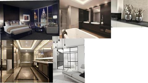 hotelroom - by gila