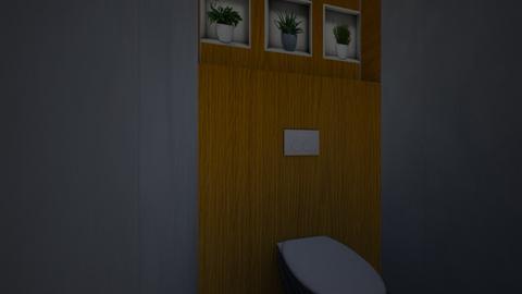 Barre_baia schimbata - Bathroom - by IoanaC