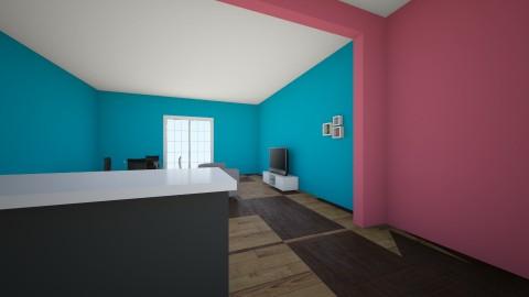2 - Modern - Living room - by juniadias808