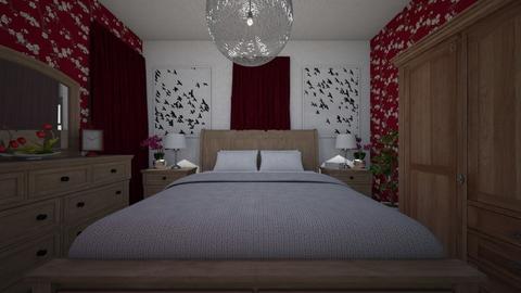 pani Kasi - Bedroom - by Zuzia2006