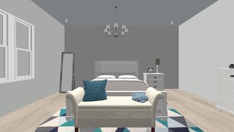Rebecca - Modern - Bedroom - by rsibs02
