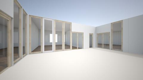 Art studio office thingo - Office - by 0Rika123