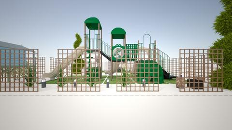 dla dzieci - Garden - by DERRYS