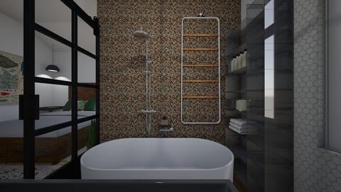 d - Bathroom - by ljubitelj