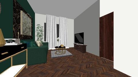Apartament parter dreapta - by AnaPapa