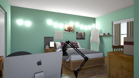bellas room - by jenna soerens