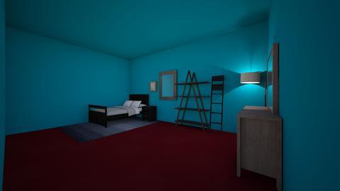Nick Gravatt - Kids room - by trashcan101 hydroflask