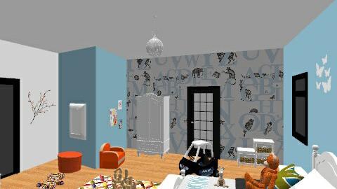 Tolders room2 - Kids room - by vakheda
