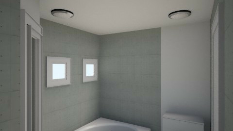 Badkamer - Country - Bathroom - by Barry Kant