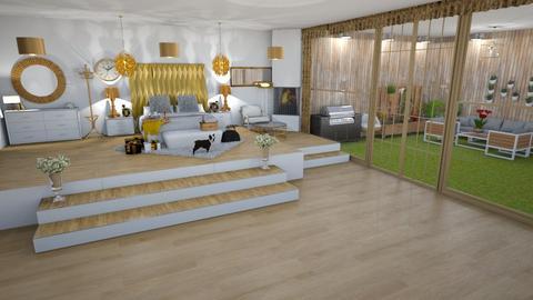 wi - Modern - Bedroom - by kellynazha