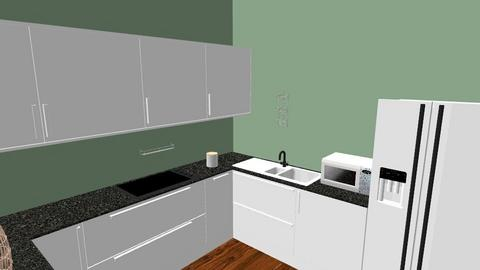 POSSIBILITY - Kitchen - by FLIPCRESTED