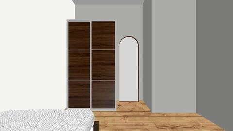 woody - Bedroom - by rezkytapsc