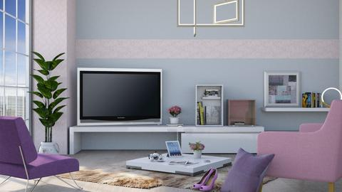 M_ PSS - Living room - by milyca8