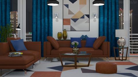 M_Memo - Modern - Living room - by milyca8