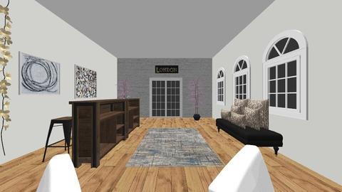 Office - Rustic - by aubreybirkel