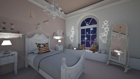 stars - Living room - by Matilda de Dappere