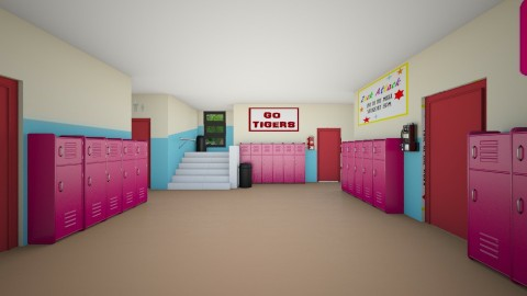 Saved By The Bell Set - Retro - by creato