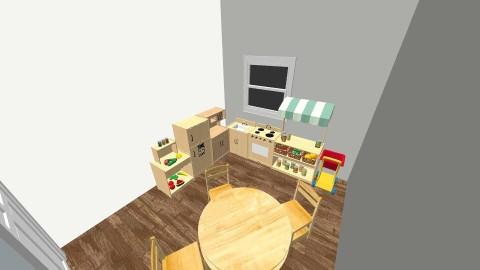 house2 - by theresarosebaldwin