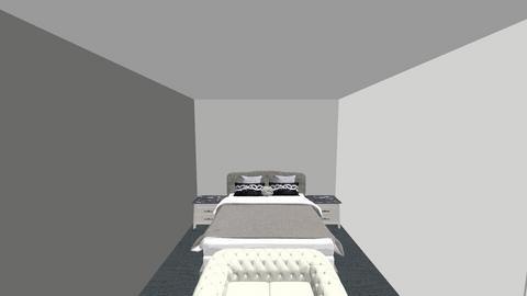 Dreas room - Modern - Bedroom - by dreawags1201