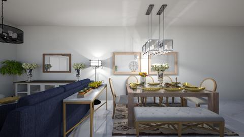 nirmeen hamdi - Living room - by studiomariem1
