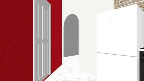 Small - Minimal - Bedroom - by abcabcabc