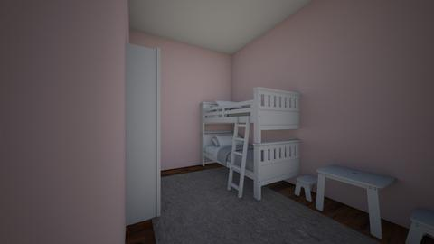 kids room - Modern - Kids room - by nevejefferyy