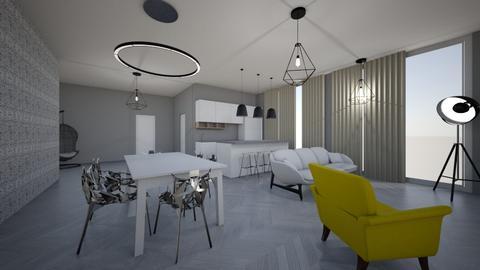 kk - Living room - by jakubm87