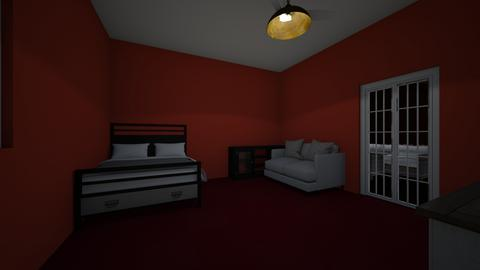 Elvin - Bedroom - by Elvin 12