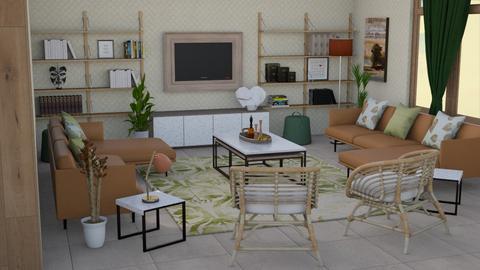 IP Terrazzo - Modern - Living room - by augustmoon