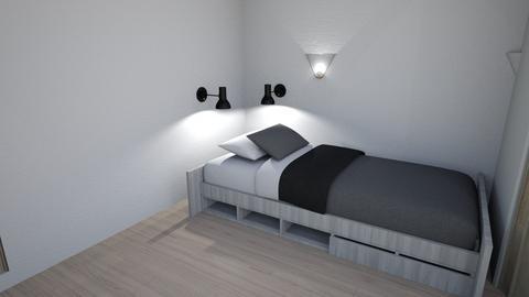 bed shelf - Retro - by steven65
