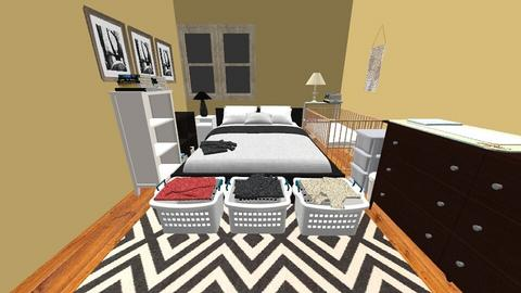 my room - Eclectic - Bedroom - by bwanvig