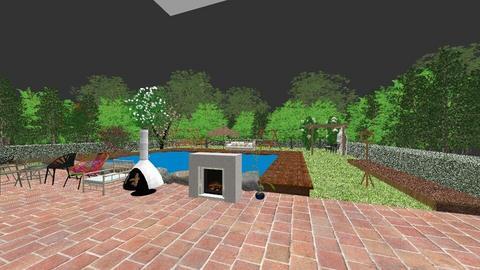 pool - Garden - by TRMVM