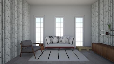 living room - Modern - Living room - by heyimkaity