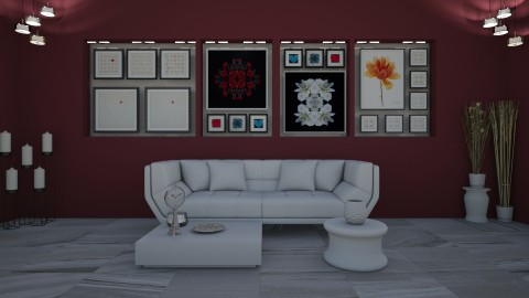 Photo Frame Wall - by Tuubz