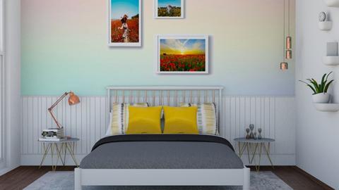 summer haze - Minimal - Bedroom - by xxcaraxx