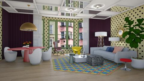 Let Us Be Fun - Eclectic - Living room - by 3rdfloor