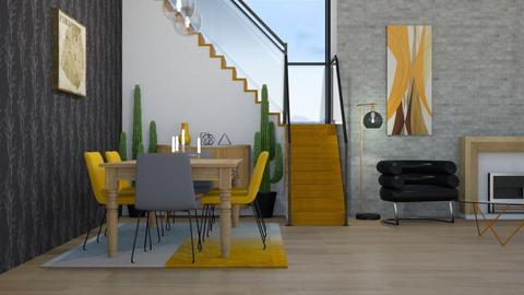 Living corner - Global - Dining room - by RDorka
