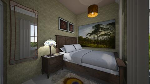 Jay BedRoom 1 - Bedroom - by Lisett