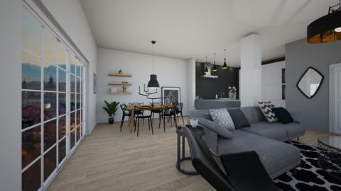 basic 44 - Living room - by MaluMeyer