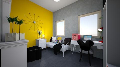 3c - Kids room - by kinia21