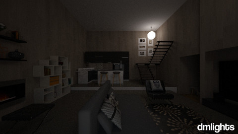 kjgndlk - Living room - by DMLights-user-1009483