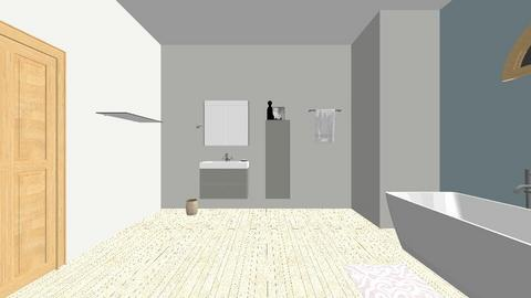 bathroom 1 - Bathroom - by maddisonsallee
